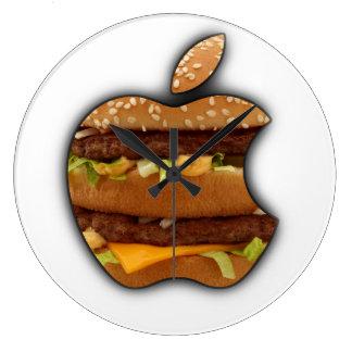 Macintosh Apple entwerfen Wanduhr