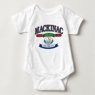Mackinac Insel Baby Strampler