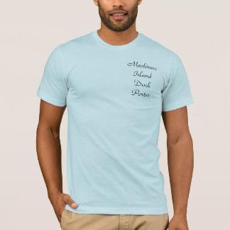 Mackinac Insel-Dockträger T - Shirt