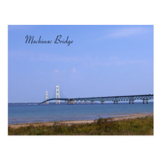 Mackinac Insel-Reihe Postkarte