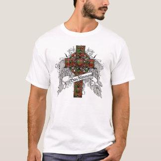 MacKinnon Tartan-Kreuz T-Shirt
