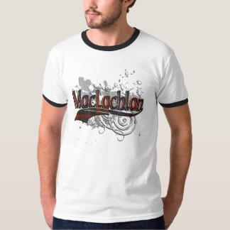 MacLachlan Tartan-Schmutz T-Shirt