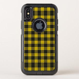 MacLeod KleiderTartan karierter Otterbox iPhone X OtterBox Commuter iPhone X Hülle