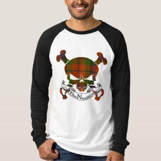 MacNaughton Tartan-Schädel T-Shirt