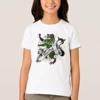MacNeil Tartan-Löwe T-Shirt