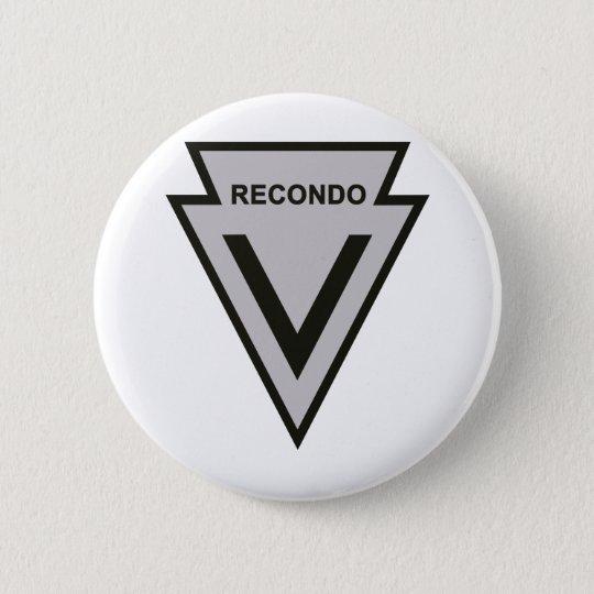 MACV Recondo Runder Button 5,7 Cm