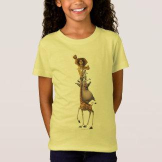 Madagaskar-Freund-Unterstützung T-Shirt