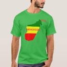 MADAGASKAR RASTA T-Shirt