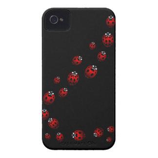 Madame Bird Smartphone Case de caisse de Blackberr Coque Case-Mate iPhone 4