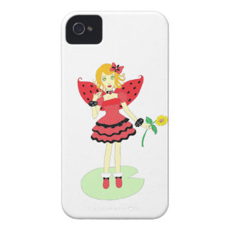 Madame Bug Fairy Coques Case-Mate iPhone 4