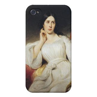 Madame Malibran in der Rolle von Desdemona, 1830 iPhone 4 Case