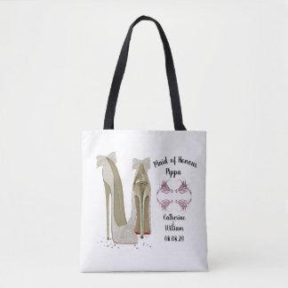 Mädchen der Ehrenmemento-Taschen-Tasche Tasche