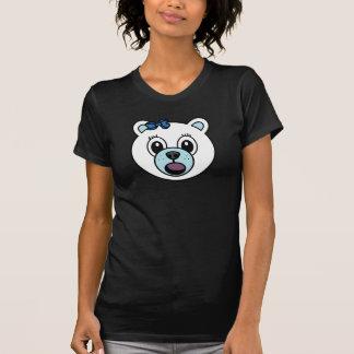 Mädchen-Eisbär T-Shirt