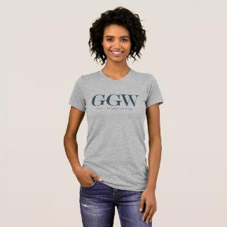 """Mädchen-Flucht-Wochenenden-Shirt """"GGW """" T-Shirt"""