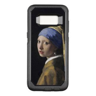 Mädchen mit einem Perlen-Ohrring Vermeer OtterBox Commuter Samsung Galaxy S8 Hülle