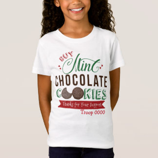 Mädchen-tadellose T-Shirt