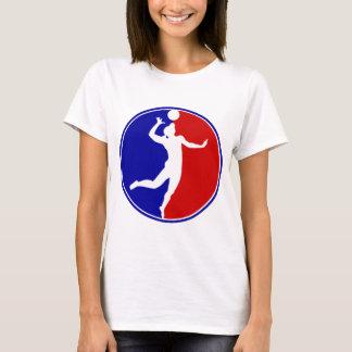 MÄDCHEN-VOLLEYBALL T-Shirt