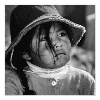 Mädchen von Titicaca 2 Photo