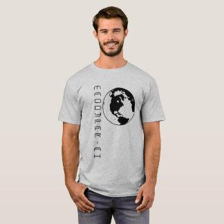 MaDDy Ausgestossen mit Welt T-Shirt