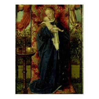 Madonna am Brunnen, 1439 Postkarte