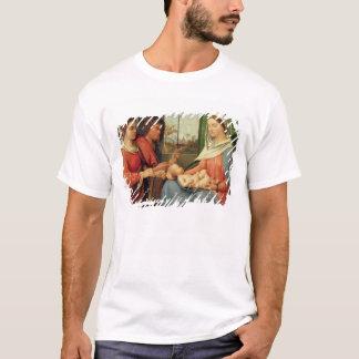 Madonna und Kind mit Heiligen 2 T-Shirt