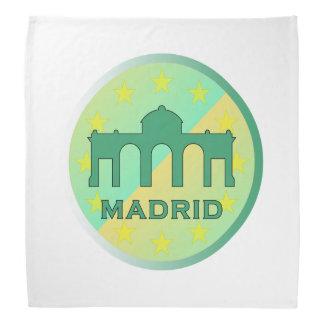 Madrid Kopftuch
