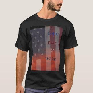 Mag es lang wellenartig bewegen T-Shirt