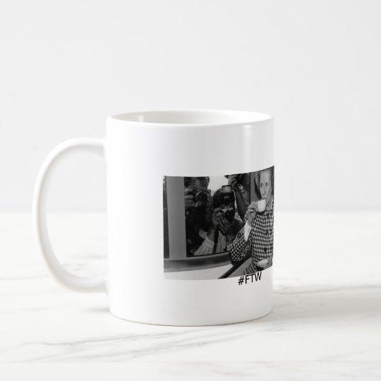 Maggie Thatcher #FTW Kaffeetasse