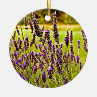 Magic Lavender Keramik Ornament