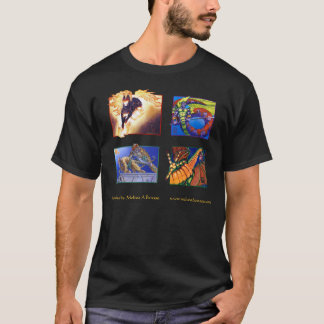 Magie: Der Ansammlungs-T - Shirt