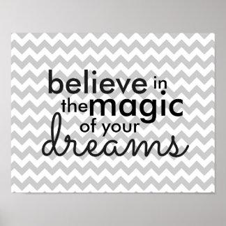 Magie von Träumen Poster