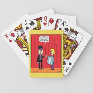 Magier-Spielkarten Spielkarten