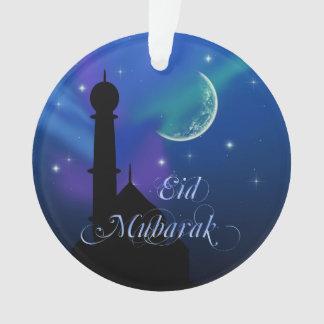 Magische Eid Nacht - islamische Gruß-Verzierung Ornament