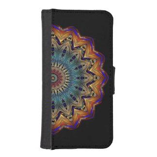 Magische Farbkreis ipad Abdeckung Geldbeutel Hülle Für Das iPhone SE/5/5s