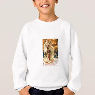 Magische Halloween-Grüße Sweatshirt