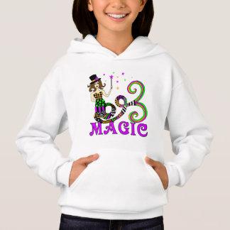 Magische Meerjungfrau Hoodie