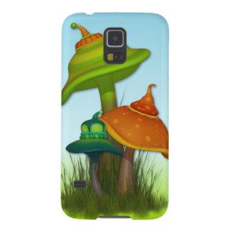 Magische Pilze Hülle Fürs Galaxy S5