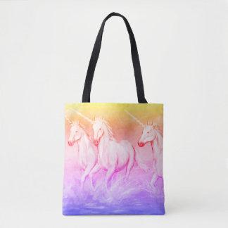 Magische Unicorns-Taschen-Tasche Tasche