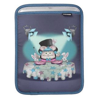 MAGISCHER HAUSTIER-CARTOON IPAD iPad SLEEVE