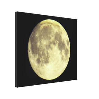 Magischer Mond Leinwanddruck