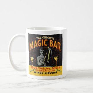 Magisches Bar, magisches Bar Kaffeetasse