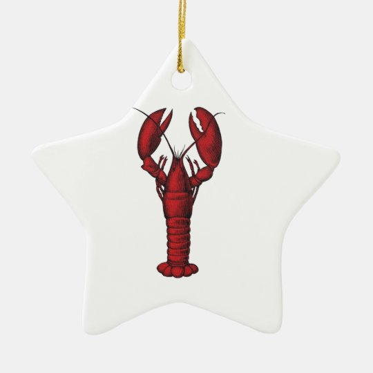 Magisches Fest Keramik Stern-Ornament