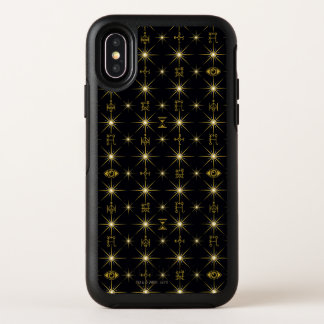 Magisches Symbol-Muster OtterBox Symmetry iPhone X Hülle