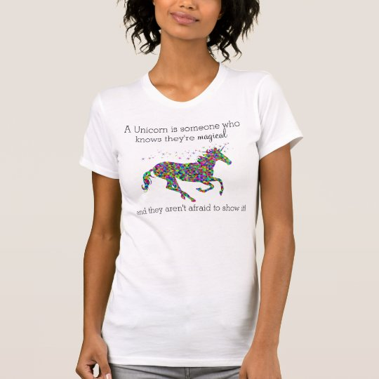 Magisches Unicorn-Shirt T-Shirt