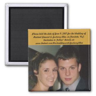 Magnet de mariage aimants