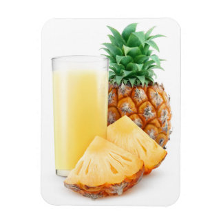 Magnet Flexible Jus d'ananas