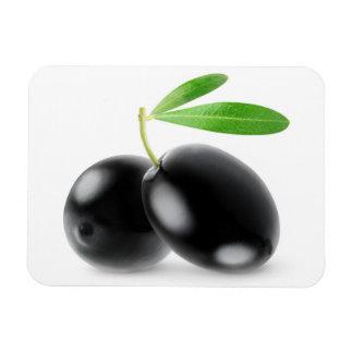 Magnet Flexible Olives noires