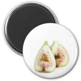 Magnet frais de figues magnet rond 8 cm