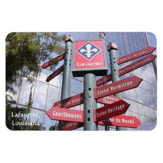 Magnet Lafayettes, Louisiana