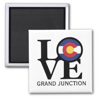 Magnet LIEBE Grand Junction Colorado